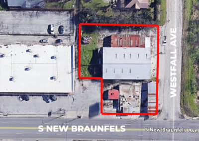 .52 Acres – New Braunfels & Westfall Ave.